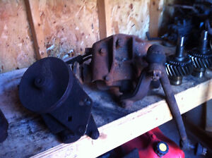 1975 Dodge steering box 4x4 3/4 truck 440 power wagon