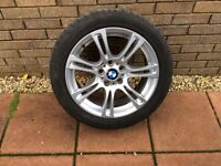 Bmw 5 series M sport 18 inch alloy wheel