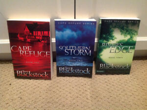 Set of 3 Terri Blackstock Books