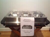 Stainless steel buffet server ( Hyundai )