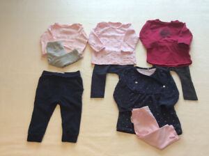 Baby Girl Noppies Brand Lot (Size 68, 4-6 months)