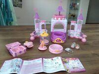 Glitz globe Princess castle playset