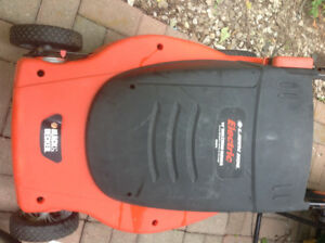 Mower electric, tile cutter