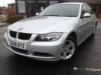 BMW 318 2.0 i SE SALOON, GENUINE 59,000 MILES , 9 STAMP SERVICE HISTORY, VGC