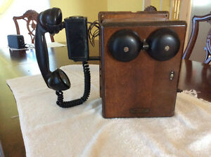 Northern Electric antique telephone