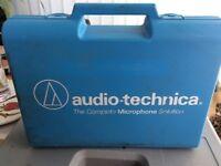 Audio Technics radio Michrophone