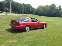 Classic mint condition certified Toyota supra