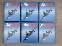 Airplane Magazines - Job Lot