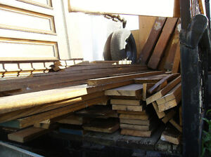 Various Sizes of Used Oak Boards /Crown Molding / Bar Tops Kawartha Lakes Peterborough Area image 2
