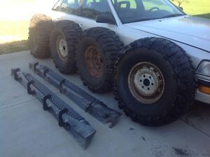 Running boards for Chevy Avalanche