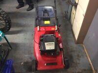 Mountfield petrol lawnmower emperor 21