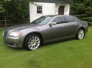 2011 Chrysler 300-Series Sedan