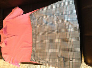 Women's Golf IZOD Skort and Polo shirt set x 2 Regina Regina Area image 1