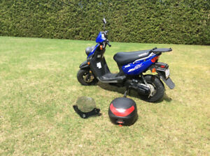 Scooter yamaha  BSW 2008 à vendre