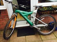 GENTS RALEIGH MAX MOUNTAIN BIKE........