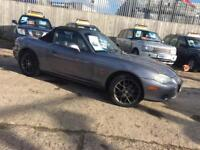 Mazda MX-5 1.8i Ltd Edn Euphonic **3 MONTHS WARRANTY**