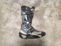 Alpine star motorcross boots size10