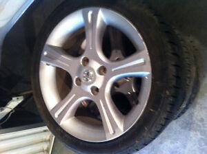 17inch Nissan rims. 4x114.3