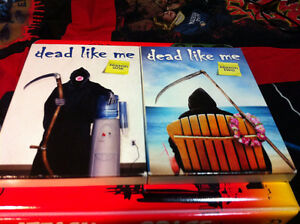 Dead Like Me - The Complete First and second season dvd