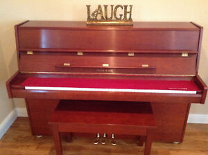 Hobart M Cable piano in excellent condition just 10 years old St. John's Newfoundland image 1