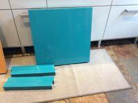IKEA lack tables X 2
