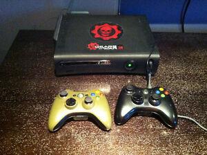 Xbox360 + 32jeux + 2 manettes
