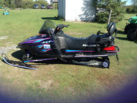 polaris Indy triple 600 xlt