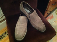Hush Puppies Suede Loafers sz 11