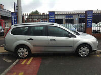 Ford Focus 1.6 2005MY LX 12 months mot and full valet