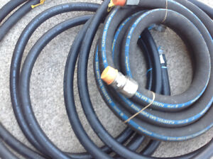 Gasoline Hoses made by Goodyear 559 N Made in USA