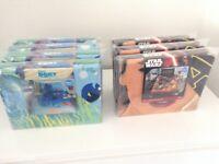 Brand New Kids Duvet Sets Packs Disney Star Wars and Finding Dory
