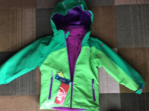 Brand new with tags Kamik 3-in-1 fall/spring jacket