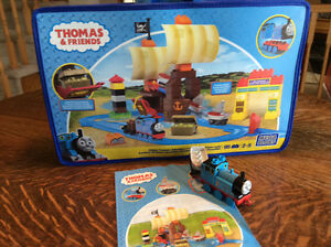 Thomas The Train - Mega Blocks - Hidden Treasure Adventure