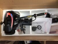 Outboard motor 5hp 2 stroke water cooled