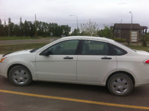 2010 Ford Focus 5 speed standard 118,000 kms $6000 obo