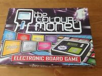 The colour of money game