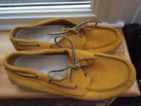 TIMBERLAND SUEDE MENS BOAT SHOES