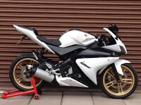 Yamaha YZF R125 2013 Only 7472miles. Delivery Available *Credit & Debit Cards Accepted*