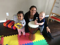 STARTING SOON!! CREATE- toddler music and yoga