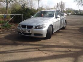 BMW 320 series 2007 2.0L Diesel. Price 2399£