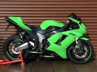 Kawasaki Ninja ZX-6R ZX6R AKRO. Only 19024miles. Nationwide Delivery Available..