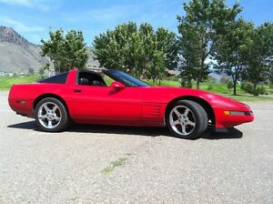 1992 Red Corvette with New motor!