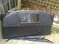 Volkswagen T5 bulkhead with window ( and fittings)