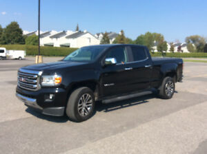 2015 GMC Canyon SLT
