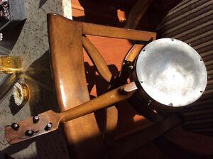 Old Banjo Uke