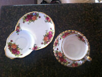 Antique Rose CHINA