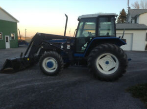 Ford tractor 5640