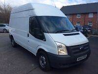 FORD TRANSIT 2.2 TDCI LWB HIGH TOP 62 PLATE