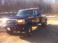 FOR SALE 1996 Ford F-350 Towtruck