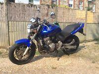 Honda Hornet/CB600F 2002 Blue